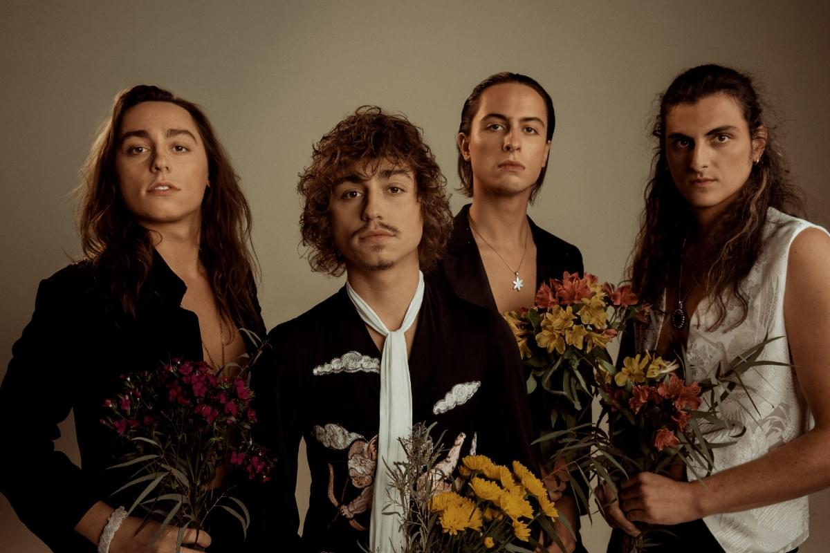 Greta Van Fleet Releases Live Video for Latest Single 'Heat Above'