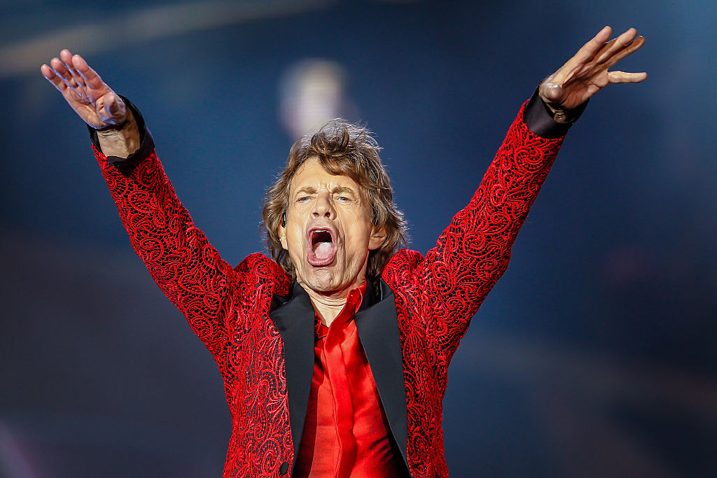 Mick Jagger Enlists the Help of Dave Grohl on New Song 'Eazy Sleazy' [VIDEO]