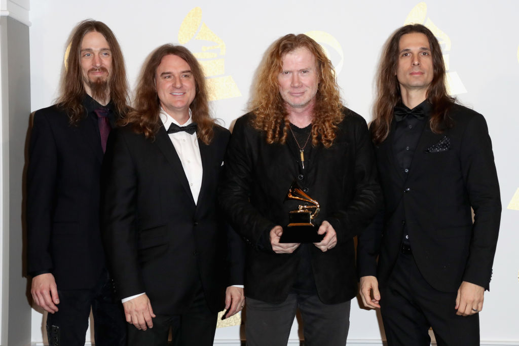 Megadeth Bassist David Ellefson Departs Band Following Scandal