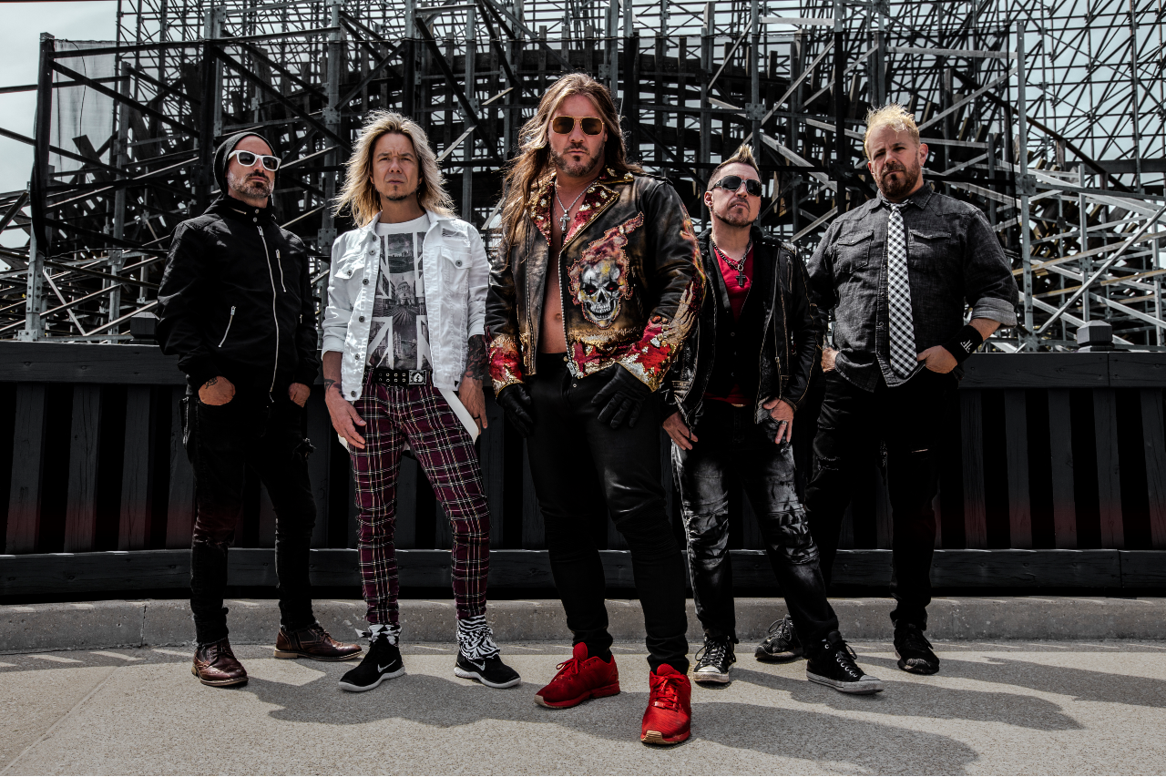 Fozzy Releases Official Music Video for 'Sane'