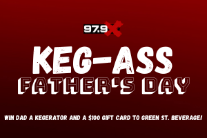 Keg-Ass Father's Day
