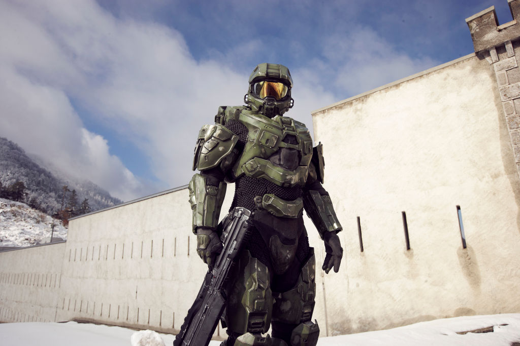 Watch the 'Halo Infinite' Multiplayer Reveal Trailer from E3 [VIDEO]