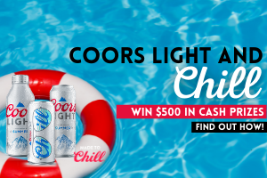 Coors Light and Chill