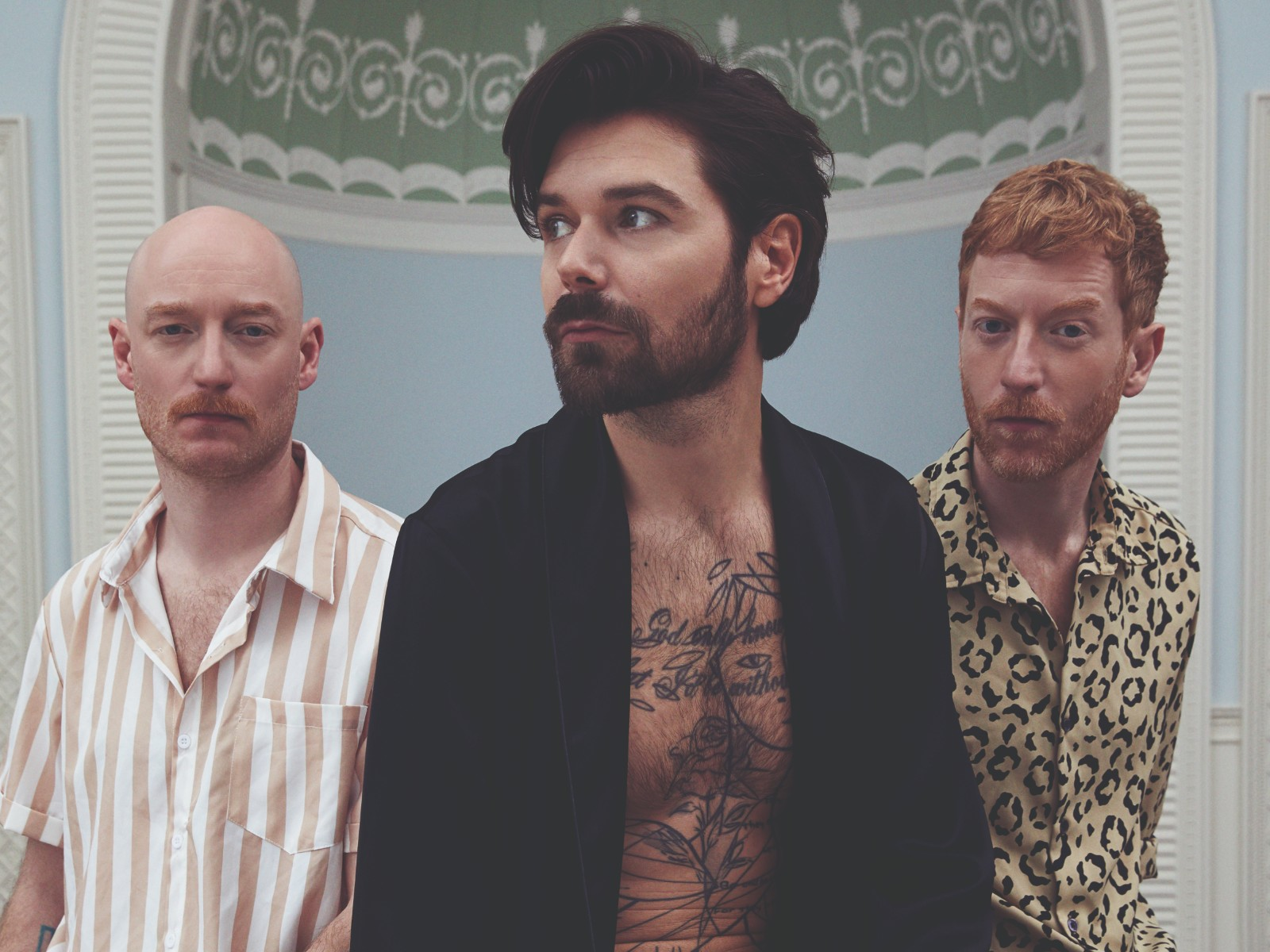 Biffy Clyro Releases Cover of 'Holier Than Thou' From 'The Metallica Blacklist' [VIDEO]