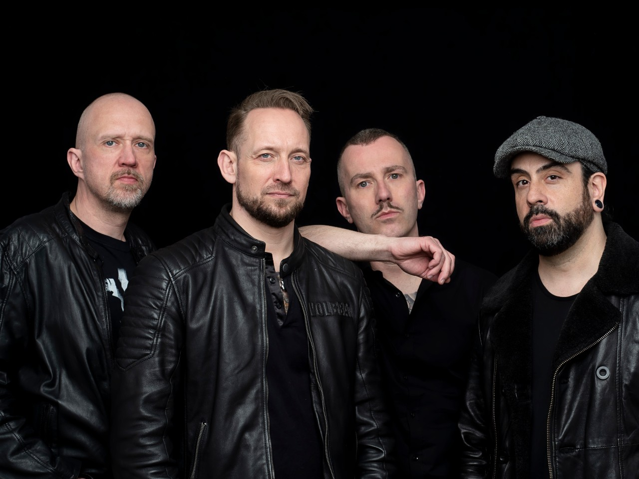 Listen to Volbeat's Cover of Metallica's 'Don't Tread On Me' [VIDEO]