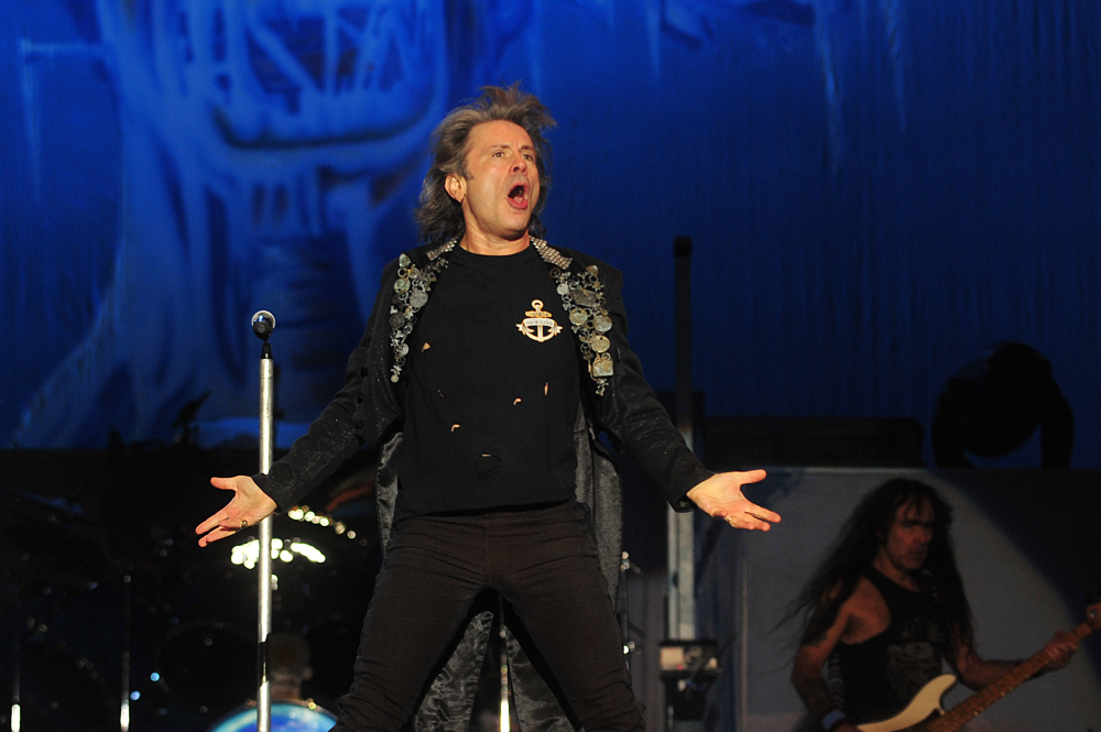 Iron Maiden Just Released Their First New Song In Six Years [VIDEO]