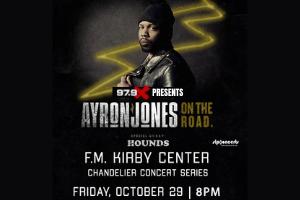 979X Presents Ayron Jones
