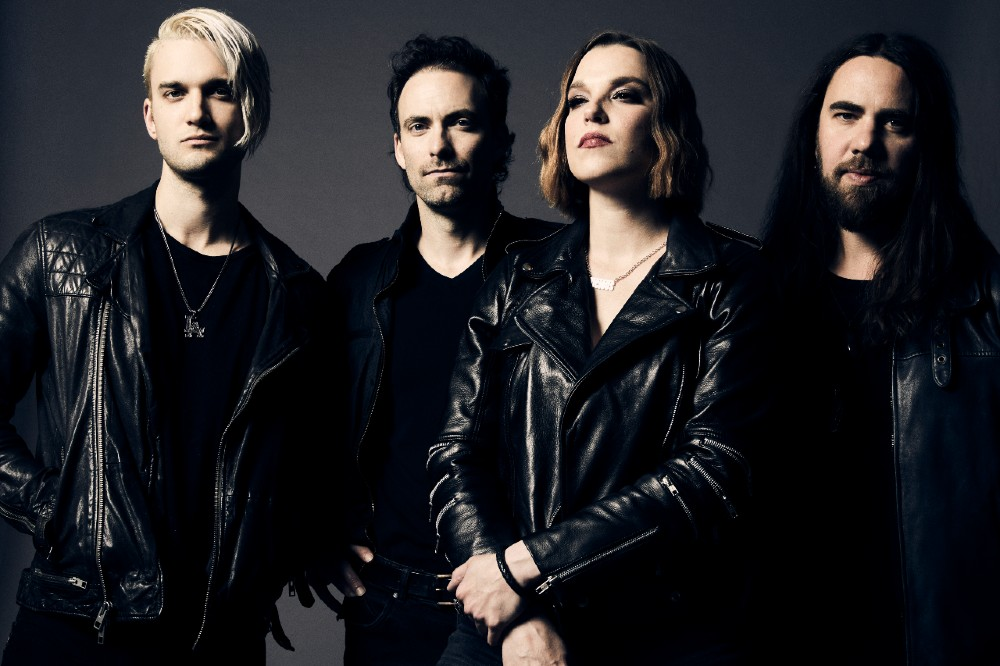 Halestorm Gets Bloody In Official Music Video for New Single 'Back From The Dead'