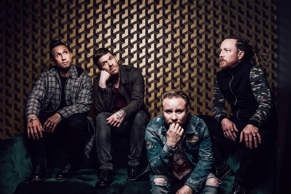 Shinedown Releases Official Trailer for 'Attention Attention' Visual Journey [VIDEO]