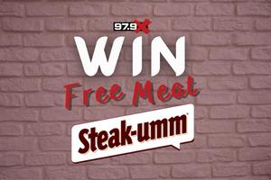 Enter to Win: Steak-umms