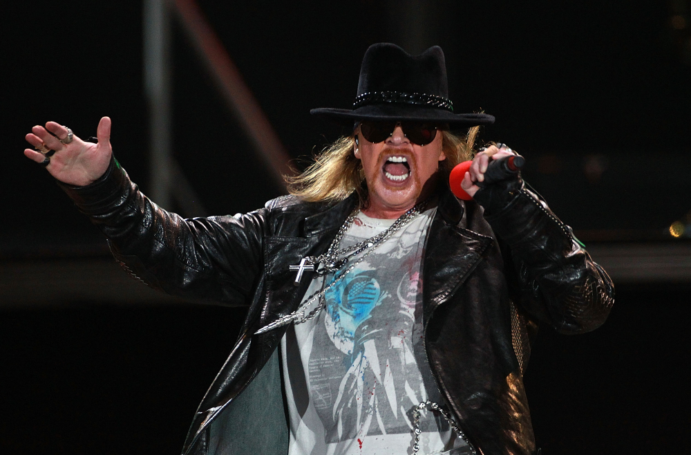 Guns N' Roses Release New Song 'Hard Skool' [AUDIO]