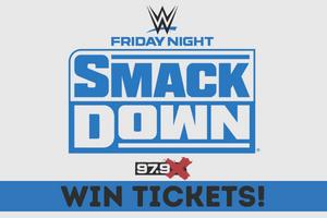 Win WWE Smackdown Live Tickets