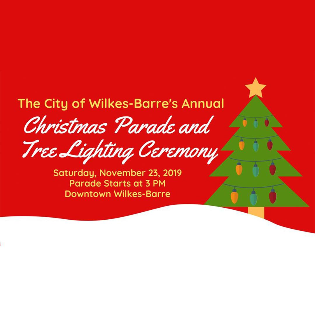 Wilkes-Barre Christmas Parade