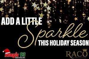 Sparkle with Raco