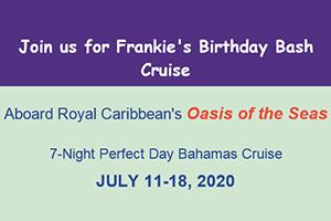 Frankie Cruise 2020