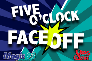 Five O'Clock Face Off