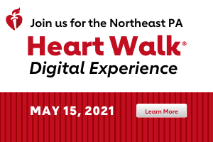 NEPA Heart Walk