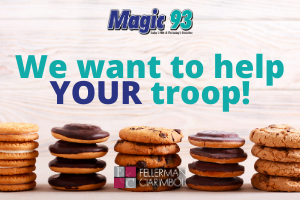 We want to help YOUR Troop!