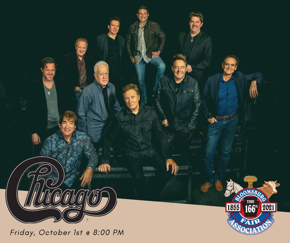 CHICAGO at the Bloomsburg Fair