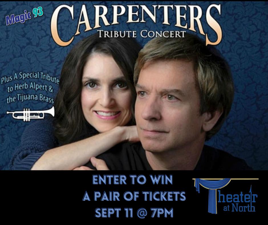 The Carpenters Tribute Concert