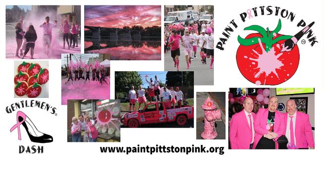 Paint Pittston Pink 2021