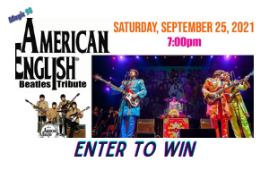 """Enter to Win: """"American English"""" The Complete Beatles Tribute"""