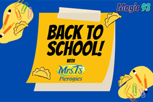 Back to School with Mrs. T's