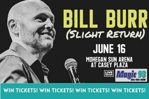 Bill Burr: Slight Return