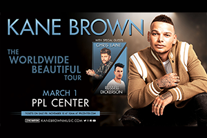 Kane Brown in Allentown