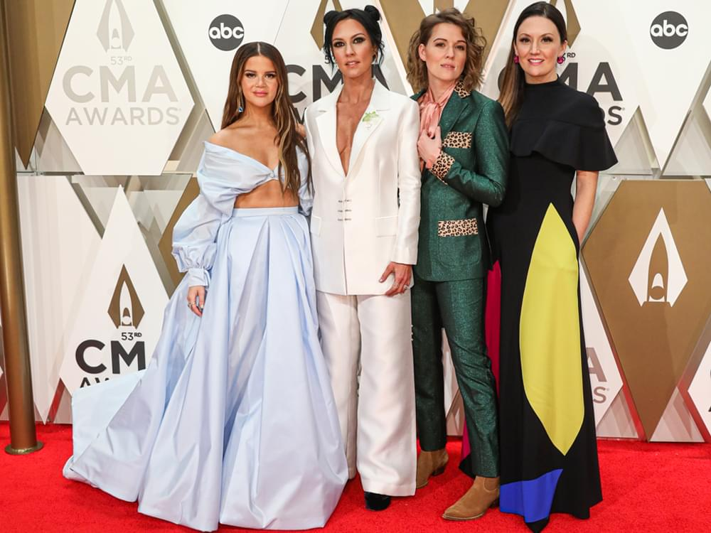 31 of Our Favorite Red Carpet Photos From the CMA Awards With The Highwomen, Randy Travis, Dustin Lynch & More
