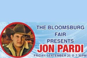 Jon Pardi at Bloomsburg Fair