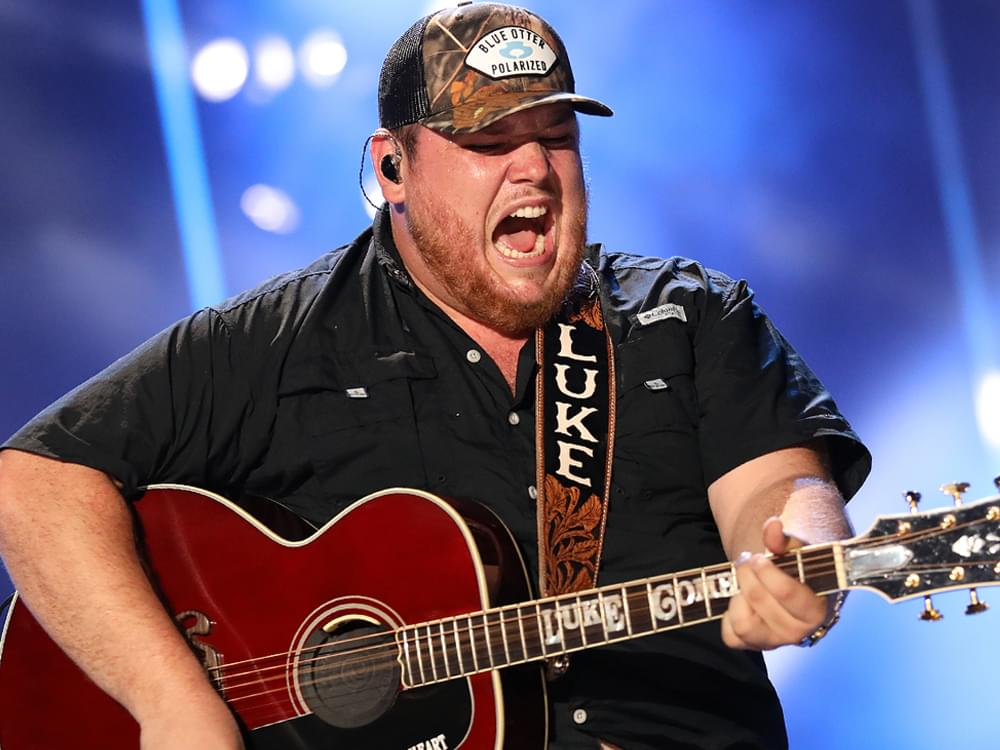 Luke Combs Is Preventing Luke Combs From Breaking Luke Combs' All-Time Billboard Chart Record