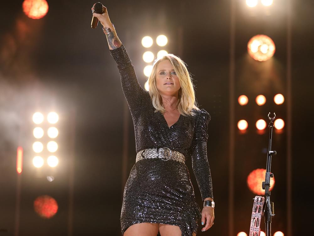 "Miranda Lambert to Celebrate First Responders on ""Wildcard Tour"" With Chance to Win Free Tickets Via Country Radio"