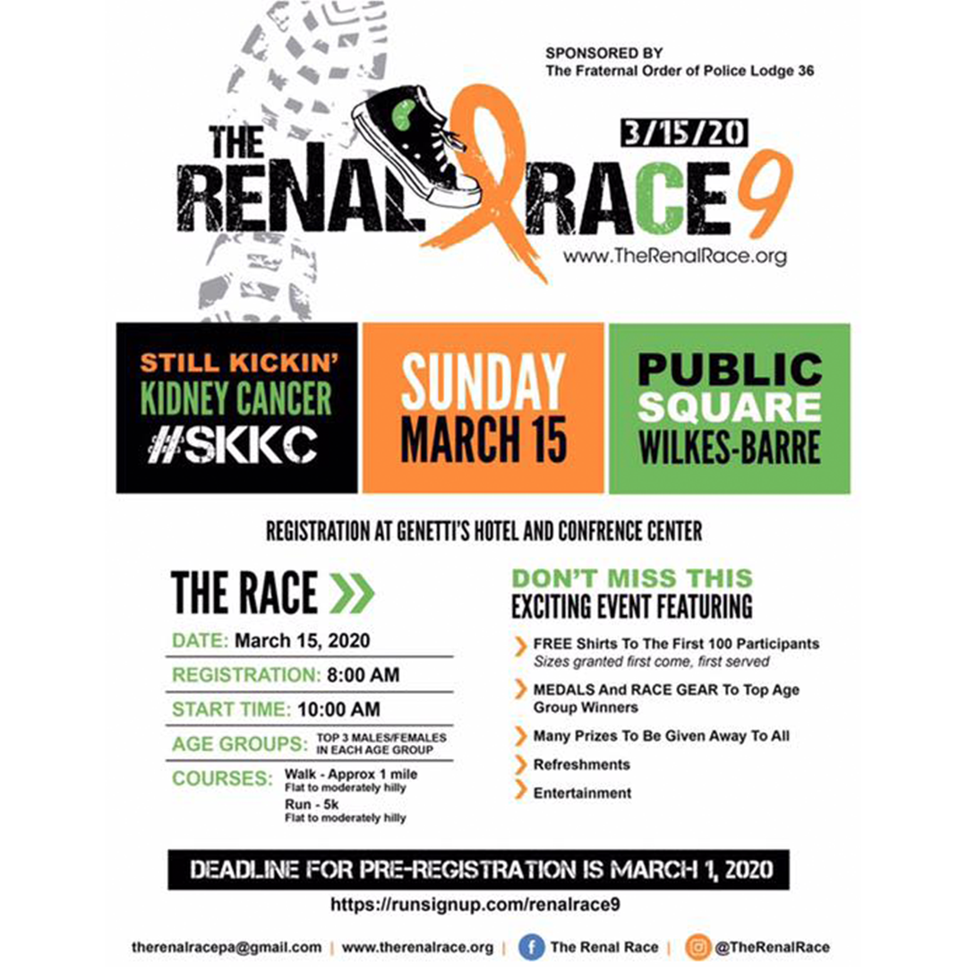 The Renal Race
