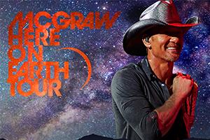 Enter to Win: Tim McGraw