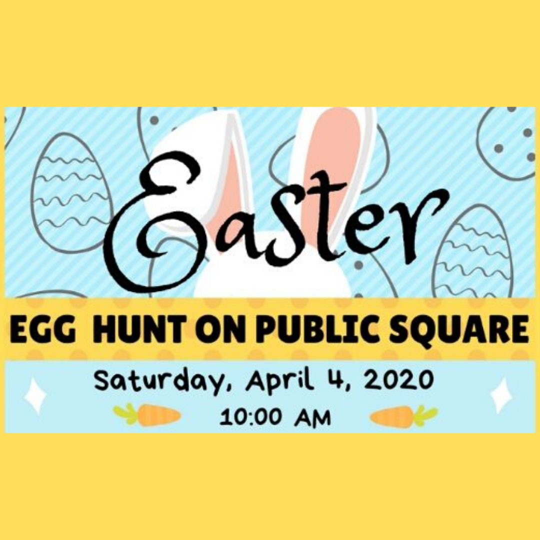 Easter Egg Hunt in WB