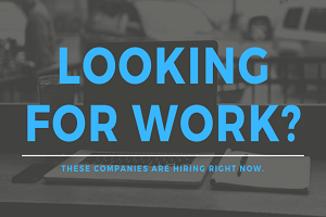Looking for work?