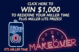 Miller Time Makeover
