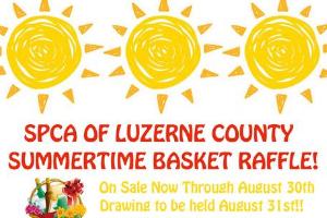 SPCA Basket Raffle
