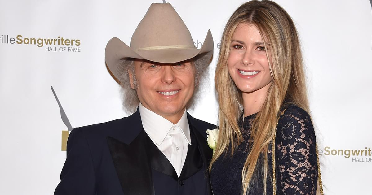 Dwight Yoakam & Wife Emily Joyce Welcome First Child