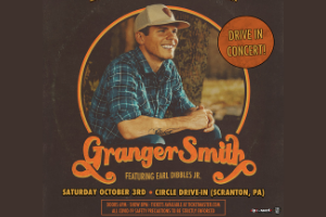 Granger Smith at the Drive-In