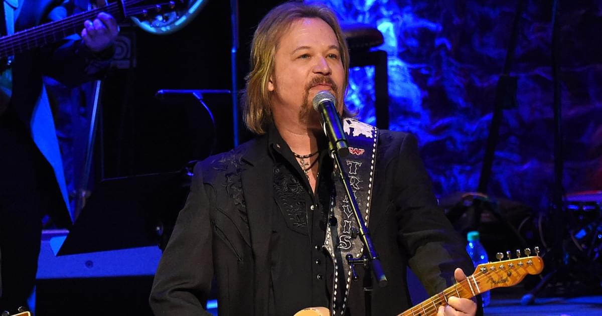 "Travis Tritt Drops Fiery New Single, ""Ghost Town Nation"" [Listen]"