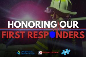 Honoring First Responders