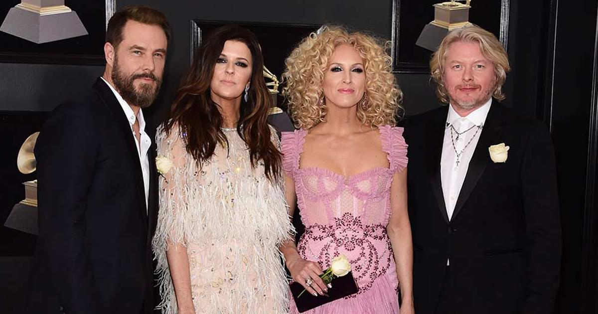 """Watch Little Big Town Perform New Single, """"Wine, Beer, Whiskey,"""" on the Opry"""