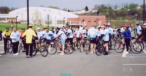 Gary Michak Memorial Ride