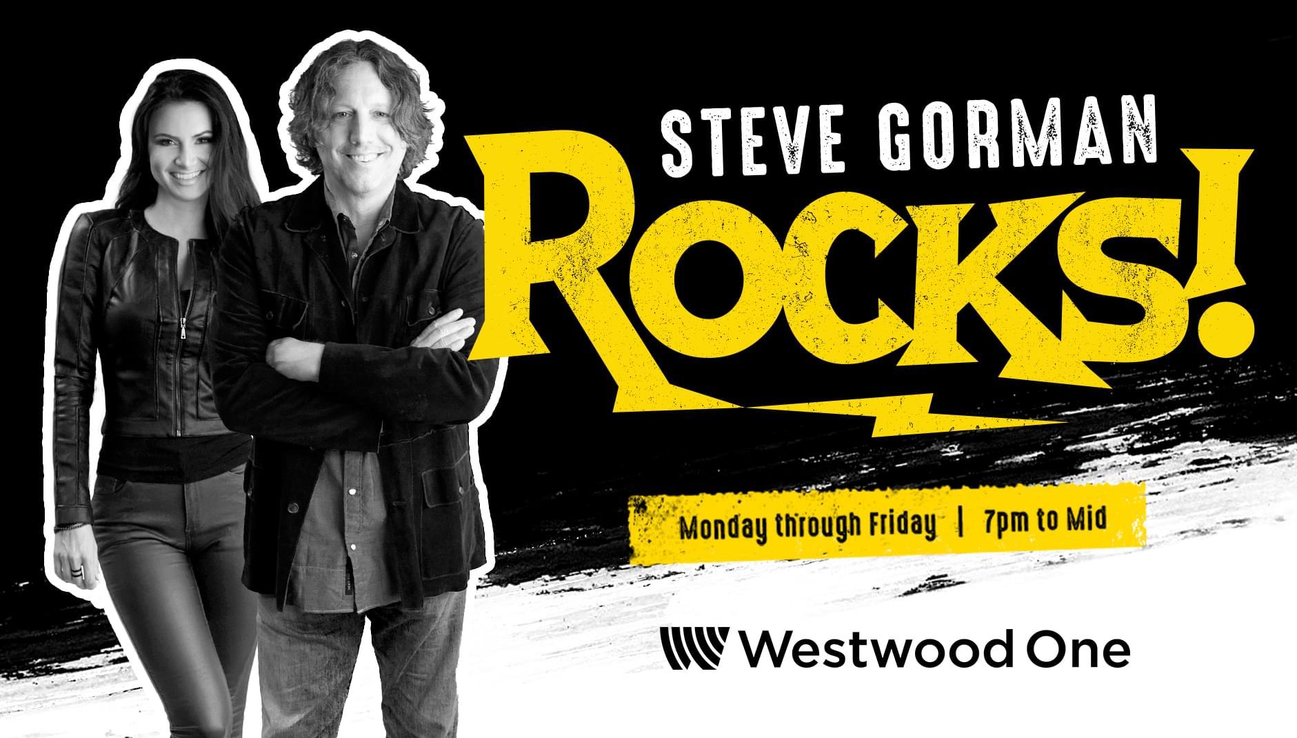 Steve Gorman Rocks