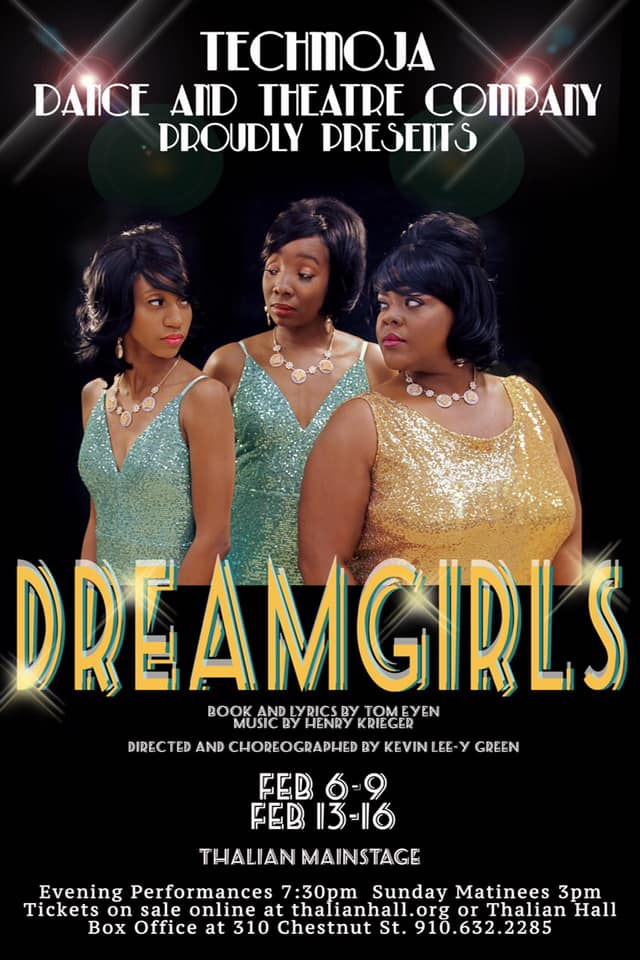 Dreamgirls comes to Wilmington
