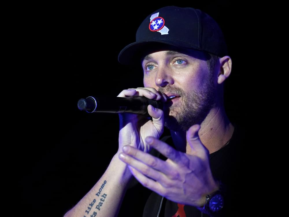 """Watch Brett Young Team With Gavin DeGraw for Acoustic Version of """"Chapters"""""""