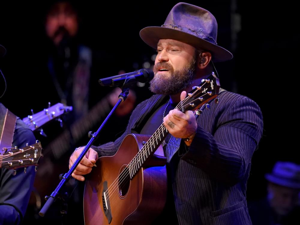 """Zac Brown Band Postpones """"The Owl Tour"""" Due to Public Health Concerns"""