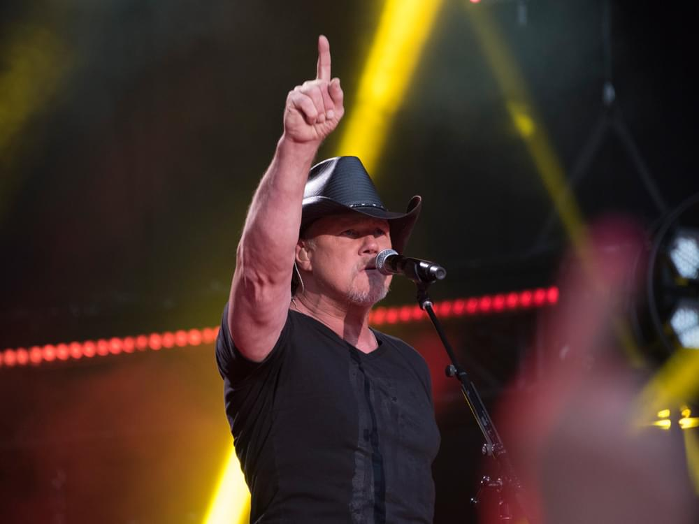 "Trace Adkins to Perform During ""National Memorial Day Concert"" on PBS"